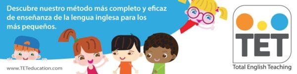 Método TET de enseñanza de Inglés en Escuela Infantil La Jirafa